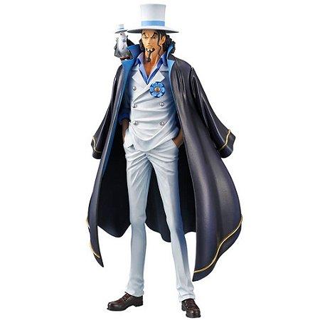 Rob Lucci vol 3 - One Piece - Banpresto