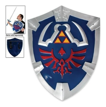 Escudo Link - Zelda