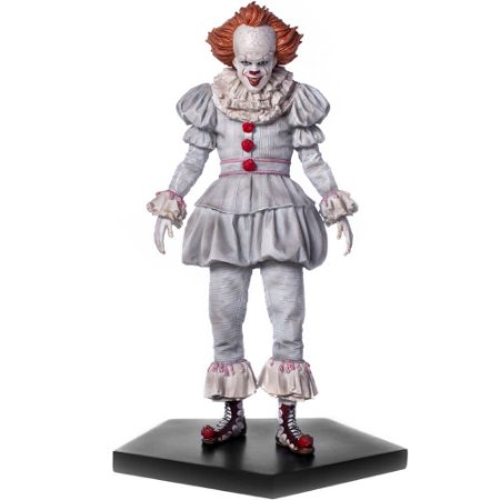 Pennywise: It (A Coisa) Art Scale 1/10 - Iron Studios