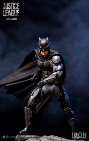 Batman - Liga da Justiça (Justice League) Art Scale 1/10 - Iron Studios