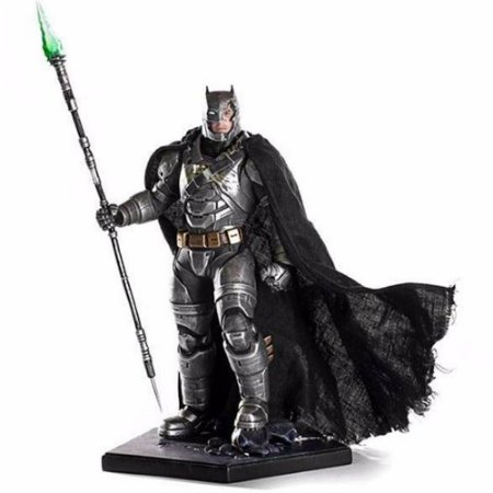 Armored Batman - Batman vs Superman Art Scale 1/10 - Iron Studios
