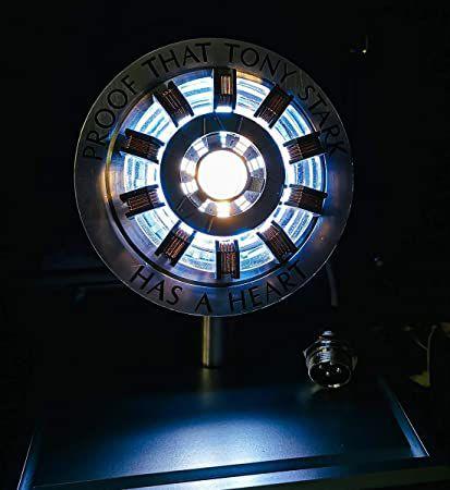 Réplica 1:1 Reator Arc (Réplica + Cúpula)- Tony Stark