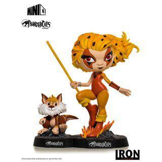 Estátua Cheetara: Thundercats - Mini Co