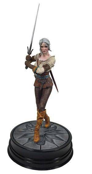 The Witcher- Cirilla- Grandmaster Ursine 24cm Dark Horse