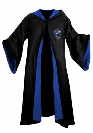 Capa Harry Potter Corvinal - Ravenclaw Manto Cosplay