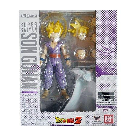 SHF - Dragon Ball -Son Gohan SSJ2 - S.H. Figuarts