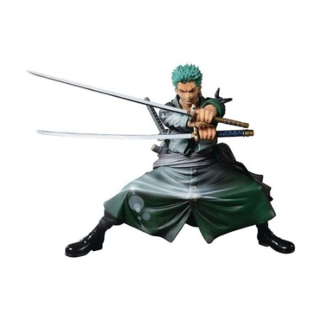 Roronoa Zoro (Scultures Big Zoukeio Shining Color ver.) One Piece - Banpresto