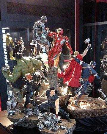 Avengers: Age of Ultron- Vingadores: Era de Ultron- Complete 1/6 Diorama - Iron Studios