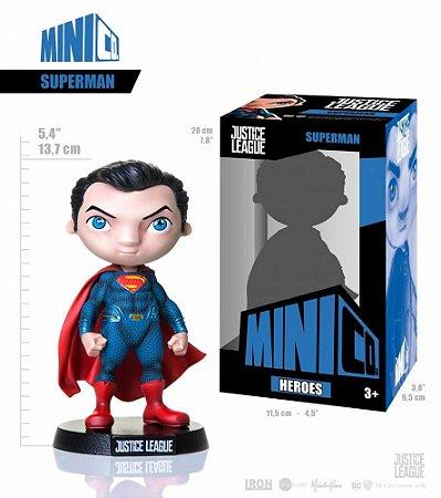 Superman Liga da Justiça- Justice league - DC Comics Minico