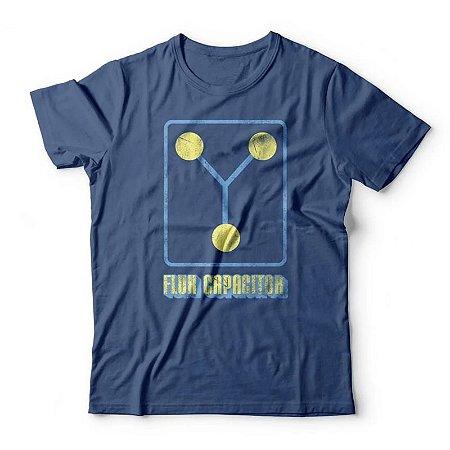 Camiseta Studio Geek- Flux Capacitor - De volta para o Futuro