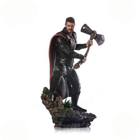 Thor - Guerra Infinita Infinity War 1:10 Bds Iron Studios