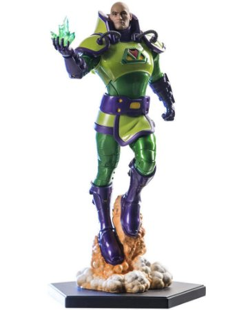 Lex Luthor 1/10 - Dc Comics - Iron Studios