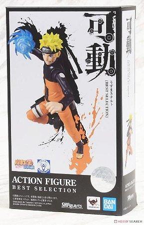 SH Figuarts - Naruto Uzumaki - Bandai