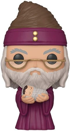 Funko Pop! Harry Potter - Albus Dumbledore w Baby Harry #115