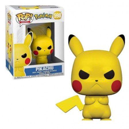 Funko Pop! Pikachu - Pokemon - #598