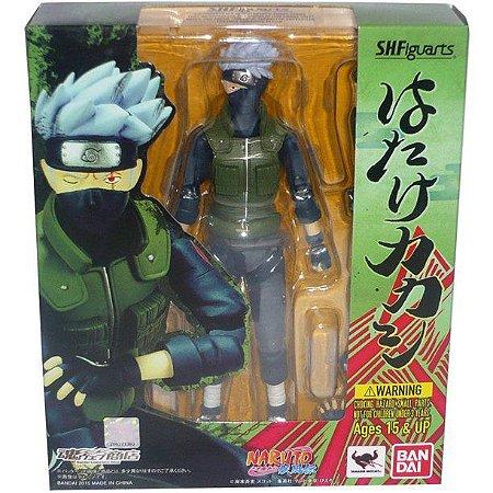 SHF - Naruto - Kakashi Hatake - S.H. Figuarts - Bandai