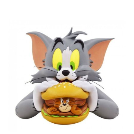 Busto Tom e Jerry -Vinyl figure - SideShow