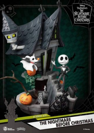 The Nightmare Before Christimas - Disney - D-stage - Beast Kingdom