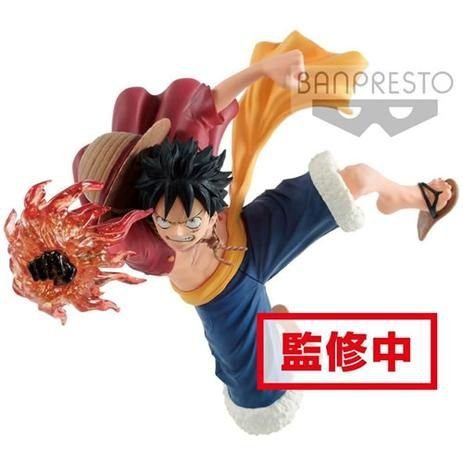 One Piece - The Monkey D. Luffy - Gxmateria