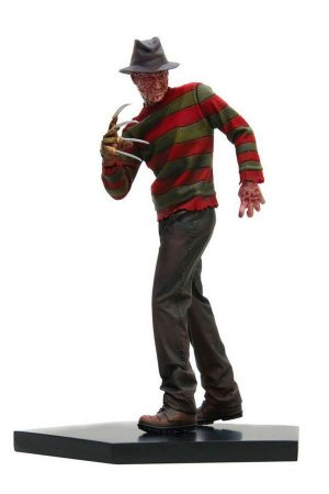 Freddy Krueger Regular - A Nightmare on Elm Street - Bds Art Scale 1/10 - Iron Studios