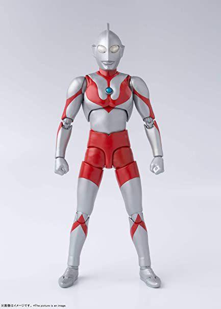 SHFiguarts Ultraman - Ultraman - (best selection) - Bandai