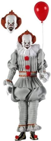 Pennywise - It (2017) 8'' Scale Action Figure Neca