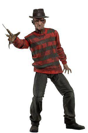 Freddy Ultimate 7'' - Nightmare On Elm Street - 30th Anniversary - Neca
