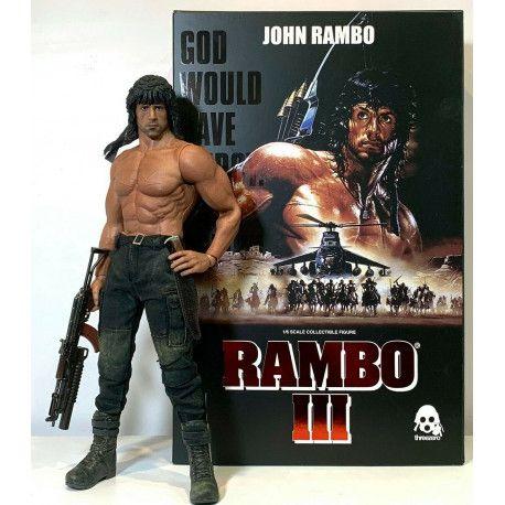 John Rambo - Rambo - 1/6 figure - Threezero