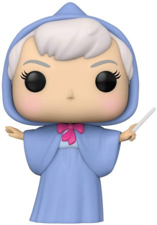 Funko Pop! Disney: Cinderella - Fairy Godmother ( Fada Madrinha ) #739