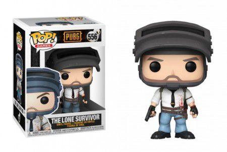 Funko Pop! Games: PUBG - Lone Survivor #556