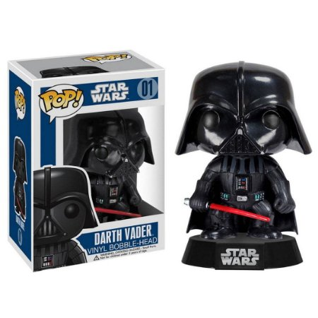 Funko Pop! Movies: Star Wars - Darth Vader #01