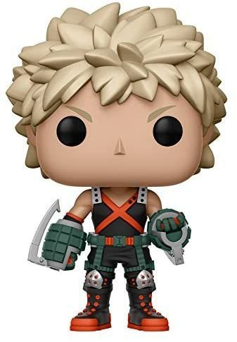Funko Pop! Animation: Boku no Hero - Katsuki Bakugou - My Hero Academia #249