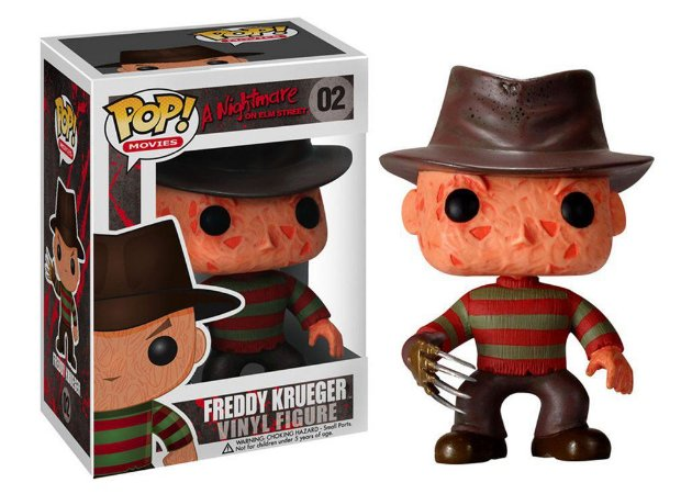 Funko Pop! Movies: A Nightmare on Elm Street - Freddy Krueger #02