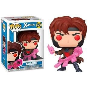 Funko Pop! X-Men – Gambit w/ Cards #553