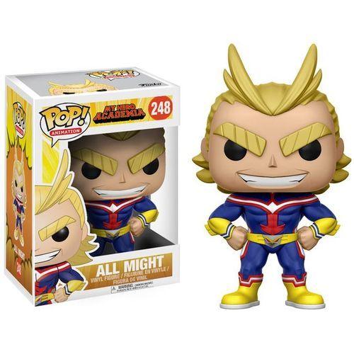 Funko POP! All Might - My Hero Academy #248