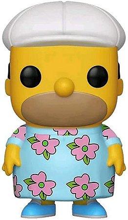 Homer Muumuu #503 The Simpson Funko Pop! Hot Topic