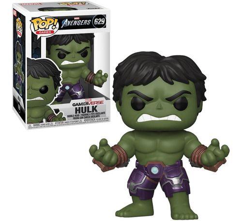 Funko POP! Marvel : Avengers - Hulk #629