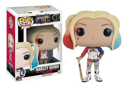 Funko Pop! Harley Quinn #97 - Suicide Squad