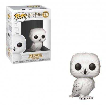 Funko Pop! Hedwig #76 - Coruja Edwiges - Harry Potter