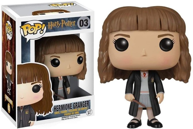 Funk Pop! Harry Potter: Hermione Granger #03