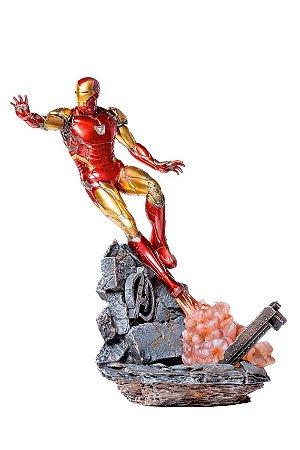 Iron Man LXXXV (Homem de ferro) - Marvel (Regular) - Avengers: End Game - BDS Art Scale 1/10 - Iron Studios