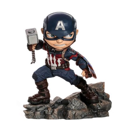 CAPTAIN AMERICA - AVENGERS: ENDGAME - Marvel - MINICO FIGURES - MINI CO.