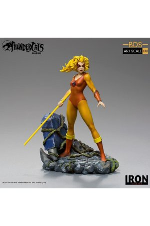 Cheetara - Thundercats -Bds Art Scale 1/10 - Iron Studios