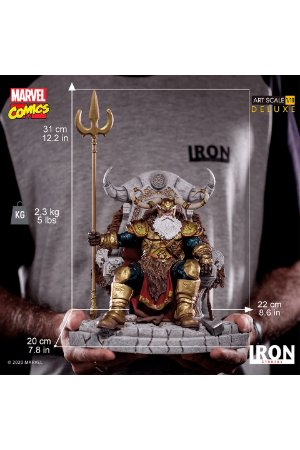 Odin Deluxe - Marvel Comics - Art Scale 1/10 - Iron Studios