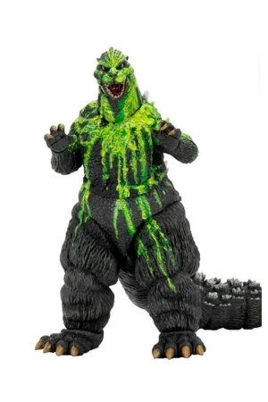 "Godzilla 1989 ""Biollante Bile"" - 12 polegadas - Neca"