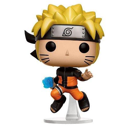 Funko Pop! Naruto Shippuden - Naruto (Rasengan) #181