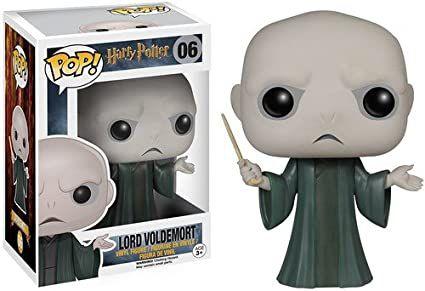 Funko Pop! Harry Potter - Lord Voldemort #06