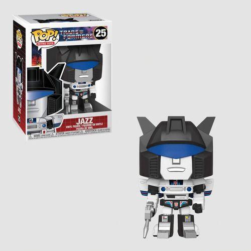 Funko pop! Transformers - Jazz #25