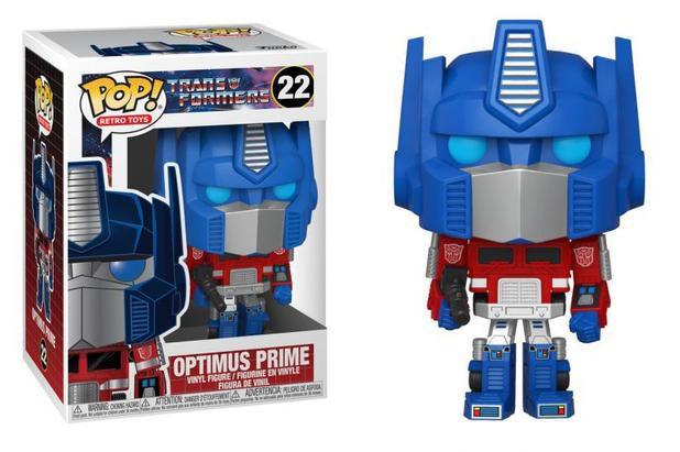 Funko pop! Transformers - Optimus Prime #22