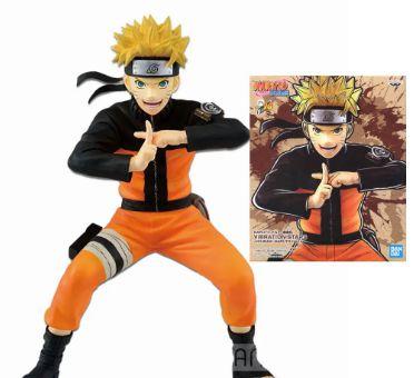Uzumaki Naruto Shippuden Vibration Stars 2 Banpresto Figure